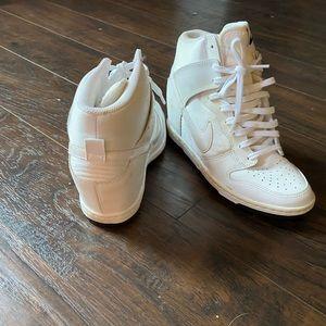 Nike wedge sneakers 7